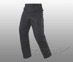 spodnie wz10 czarne