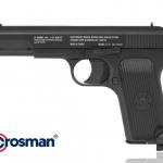 Pistolet Crosman TT