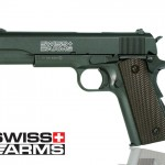 Pistolet Swiss Arms Colt P1911 Full Metal 4,5 mm